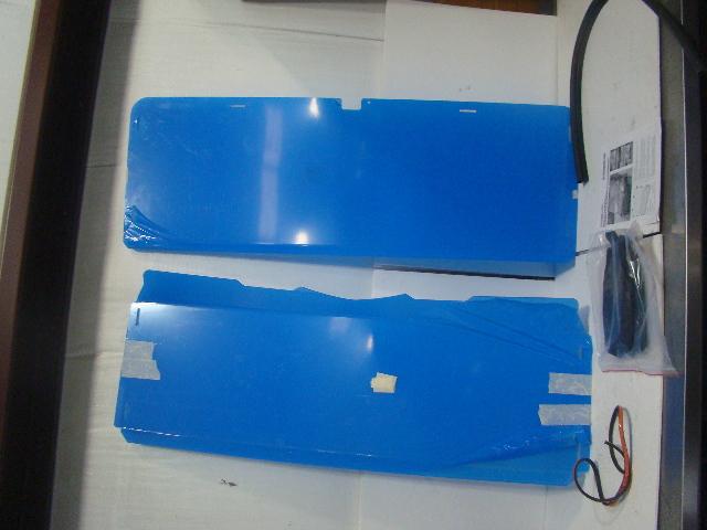 Polaris UTV Side By Side 2009-2013 Ranger 2 Piece Full Windscreen Seizmek 23048 / 23055