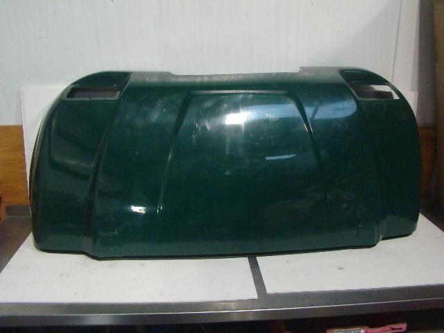 Polaris UTV Side By Side 2004 Ranger 425 500 Green Hood Assembly Part# 5434658-195