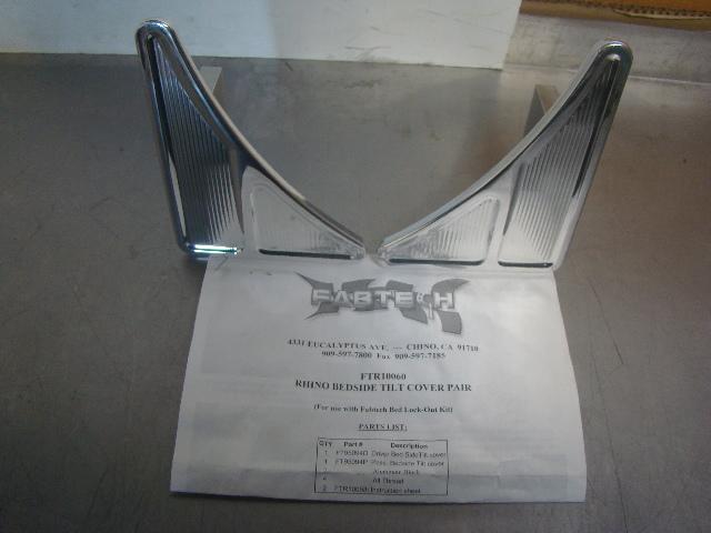 Yamaha Rhino UTV Bedside Tilt Cover Pair New FTR10060