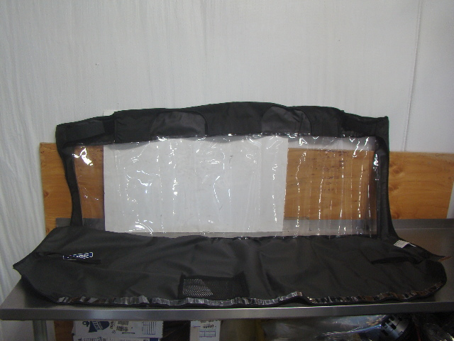 Polaris Ranger UTV New OEM Rear Panel with Window