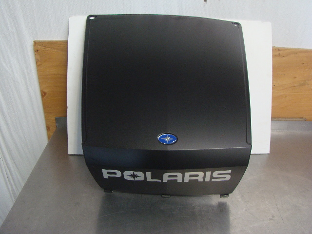 Polaris UTV Side By Side 2009-2010 RZR S 800 Sealth Black Hood Part# 5437469-464