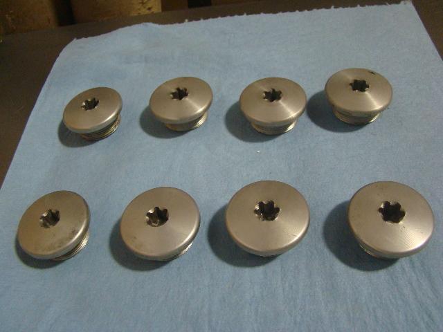 SeaDoo 4 Tec Oil Plug Set For Sale Used Fits GTX RXP RXT