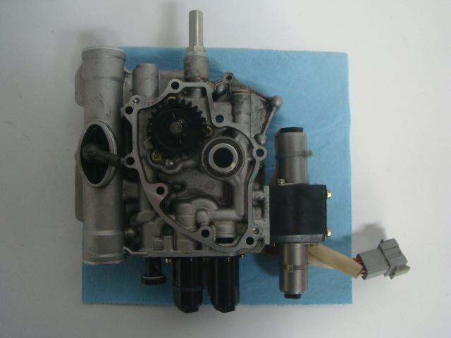 Can-Am Spyder Hydraulic Engine Automatic Transmission Control