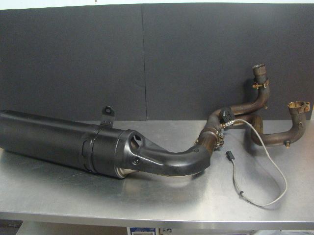 Can-Am Spyder GS990 Sport Exhaust Headpipe Silencer Muffler