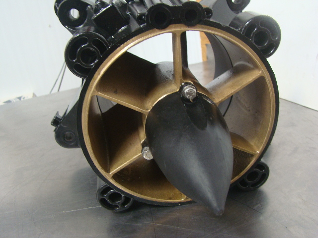 SeaDoo Plastic Bronze Jet Pump with Rebuilt Shaft Bearings and Seals