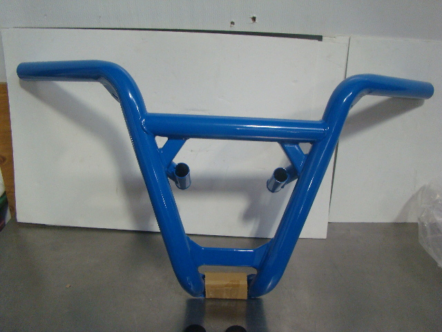 Polaris RZR 1000XP RZR 900XP Front Bumper Blue OEM 2879449-619