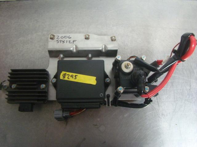 Kawasaki Jet Ski 2006-2007 STX 12 F OEM Complete Electrical Box Part# 21175-3732 ,21066-3718 ,27010-3777 ,11053-3774 ,27002-3703