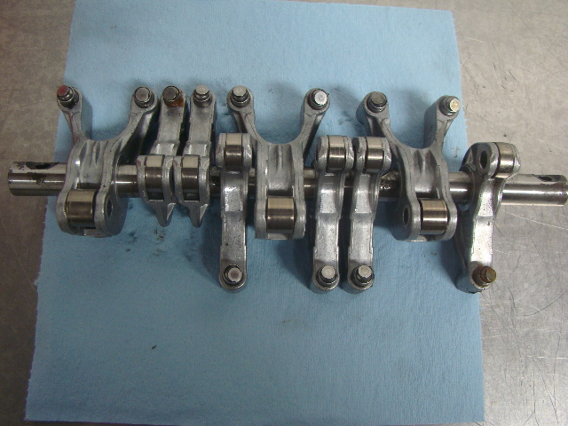 Sea Doo Bombardier 2003-2006 GTX RXT RXP GTI GTX Wake Complete Rocker Shaft And Arms Part# 420854594