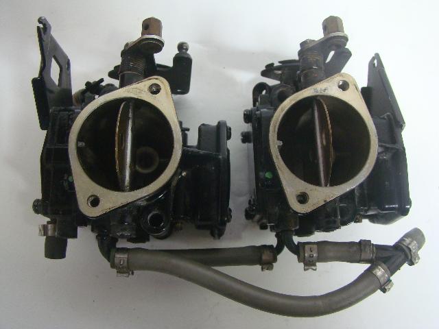 Sea Doo Bombardier 1996 GTS GTI SPX 720 Complete Carburetor Set Part# 270500279 270500278