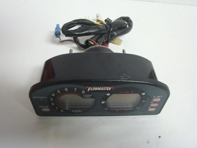 Yamaha Waverunner 1999 XL 1200 LTD OEM Meter Assembly Instrument Panel Part# F0D-6820A-00-00