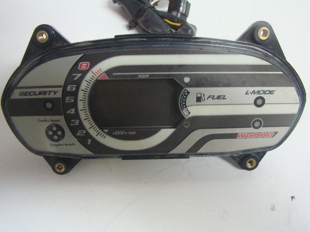 Yamaha Waverunner 2012-2014 VX Deluve VX Cruiser Meter Assy # F1K-6820A-40-00