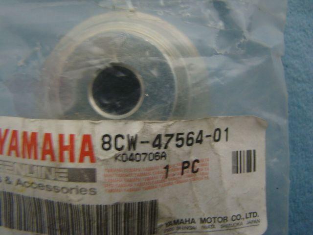 Yamaha 04-08 RX SX RS Vector Nytro Rage NOS Spring Collar Part# 8CW-47564-01-00