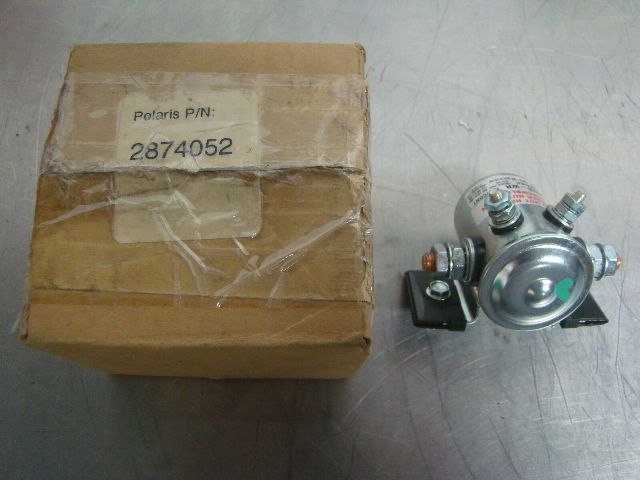 Polaris UTV , Side by Side OEM Replacment Winch Solenoid Part# 2874052