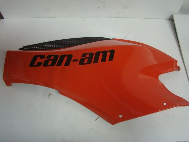 Can-Am Spyder Roadster 2008-2014 Spyder RS RSS Left Upper Side Panel # 705006263