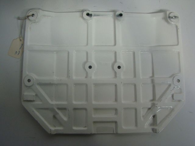 Kawasaki Jet Ski 1998 ZXI 1100 OEM White Ride Plate Assembly Part# 59446-3741-8C