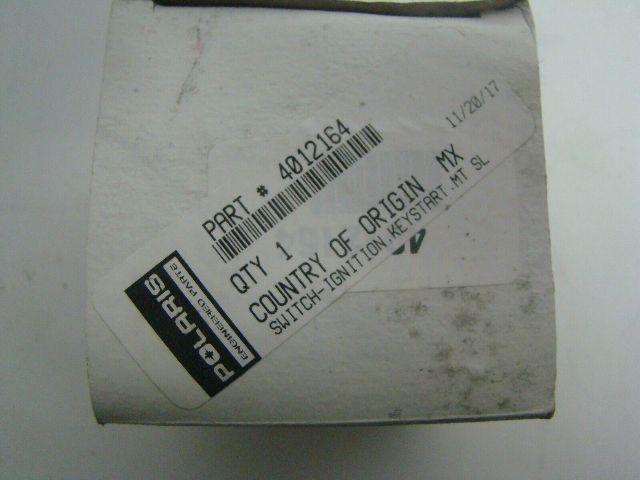 Polaris ATV Quad 2002-04 Sportsman 250 330 400 500 600 700 Ignition/Key 4012164