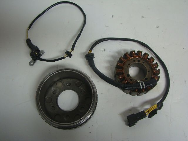 Sea-Doo Bombardier 06-17 Wake GTI GTR RXP RXT Complete Stator Assembly 277000869