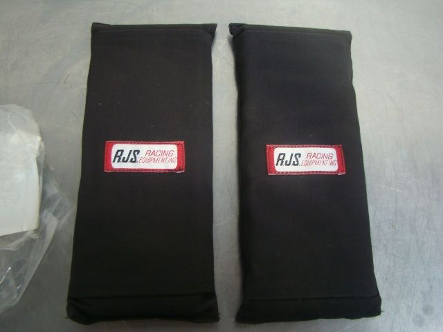 RJS UTV , Side by Side 3 Inch Black Harness Pads Part# 70702