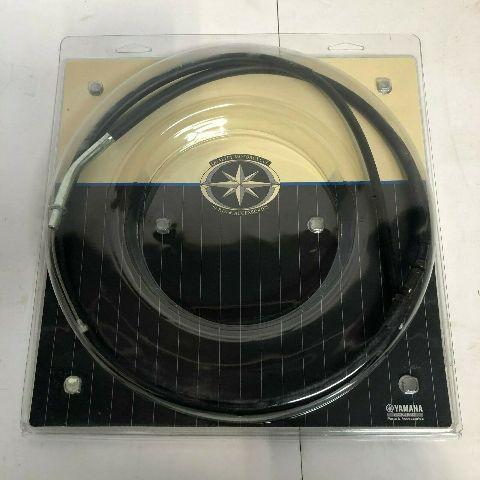 Yamaha 1999-2007 Road Star Braid SS Clutch Cable STD Part# STR-4WM48-20-SD NEW