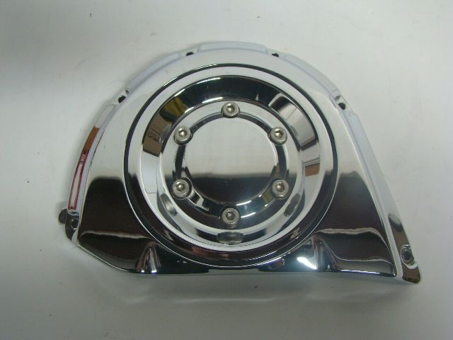 Yamaha Motorcycle 02-2009 XV 1700 Road Star Chrome Pulley Cover 5PX-17076-00-00