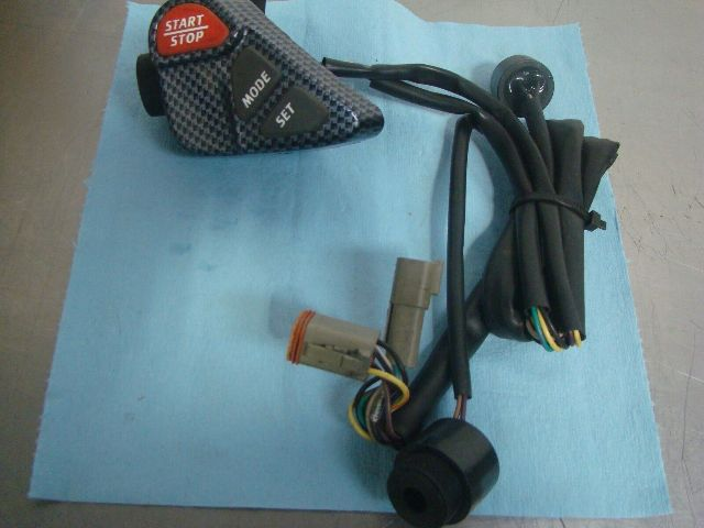 Sea-Doo GTX SC 2003 2004 Steering Wire Harness with Switch Housing 278001732