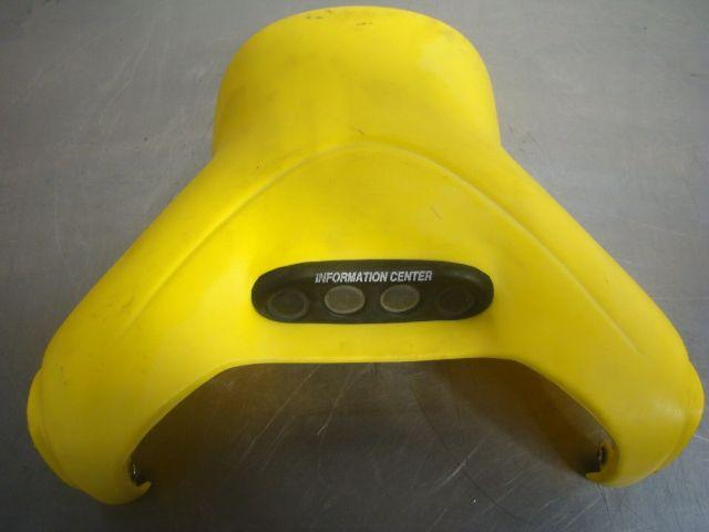 Sea-Doo BRP 1997-2001 GSX RFI GTI OEM Yellow Steering Cover Part# 277000632