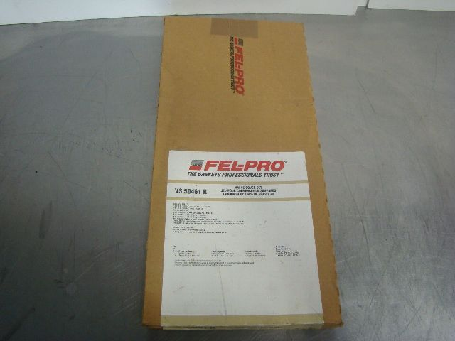Fel-Pro 50461 R Fits 95-08 MITSUBISHI 3.0L 3.5L VALVE COVER GASKET SET 6G72 6G74
