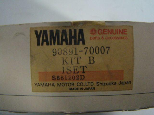 Yamaha NEW 1987-1988 Wave Runner WR 500 WJ 500 Modification Kit B 90891-70007