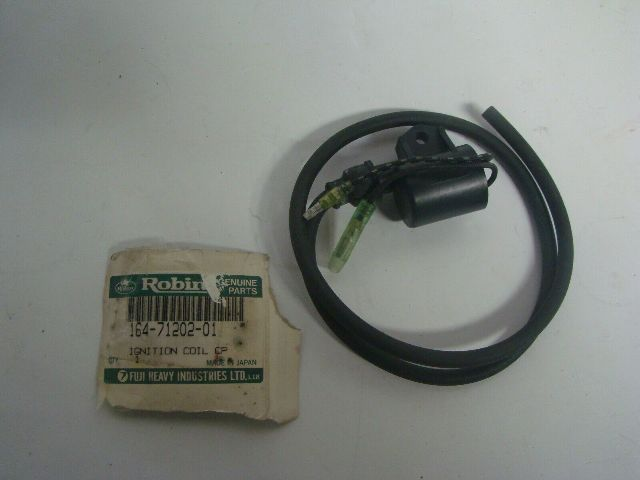 Polaris Robin Genuine Parts Ignition Coil for Polaris Part No. 164-71202-01