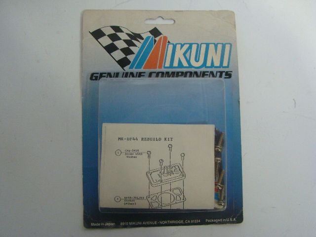 Personal Watercraft PWC Mikuni Complete Fuek Pump Repair Kit Part# MK-DF44
