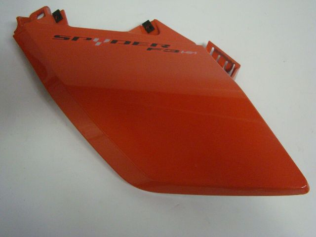 Can-Am Spyder Roadster 15-16 Can-Am Red Left Hand Side Panel Part# 705009265