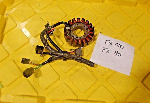 Yamaha Waverunner 07-08 FX HO FX Cruiser Stator Assembly Part# 60E-81410-01-00