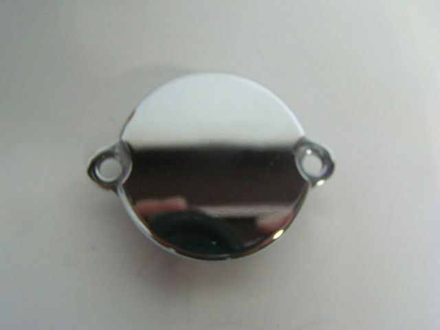 Yamaha Motorcycle 02-14 XV1700 Road Star Chrome Crankcase Cap # 5VN-15417-00-00