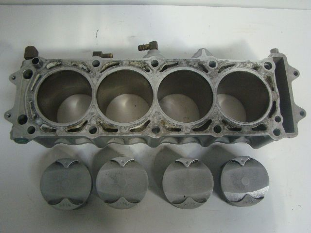 Kawasaki Jet Ski 2003 STX 12 VERY CLEAN Cylinder With Pistons Part# 11005-3756