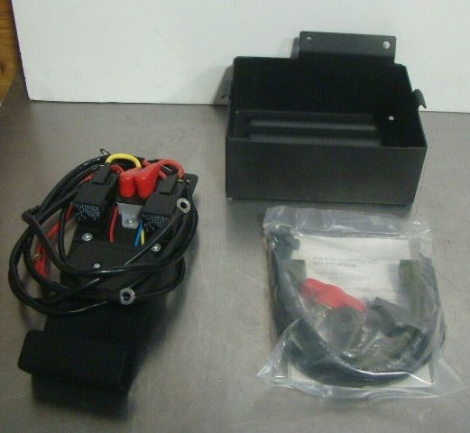 Polaris UTV Side By Side RZR 4 2011-2012 Auxiliary Battery Kit  Part# 2878206