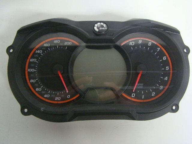 Can-Am Spyder Roadster 2015 F3 All Models Speedometer Instrument Panel 710003951