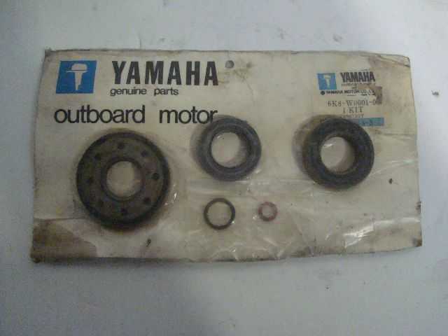 Yamaha Outboard Motor Partial Gasket Kit Part# 6K8-W0001-00-00 6K8-W0001-A0-00