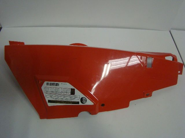 Can-Am Spyder Roadster 2015 F3-S Can-Am Red Left Hand Vent Panel Part# 708200474
