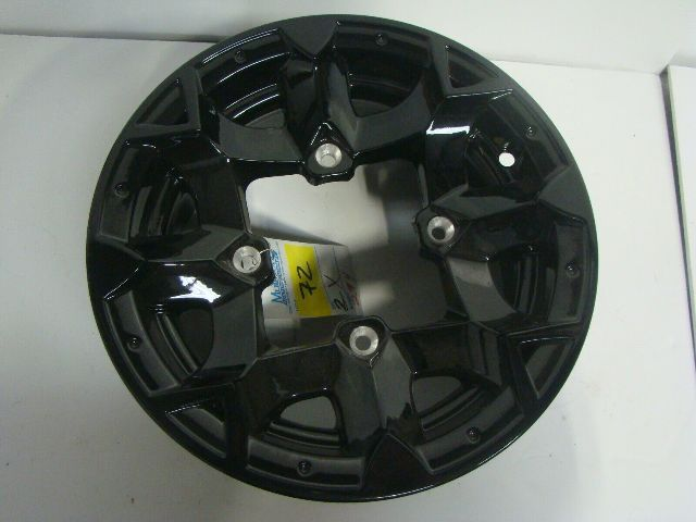 "Can-Am Maverick 2014-2019 Maverick 1000R 12"" X 6"" Black Front Wheel 705401417"