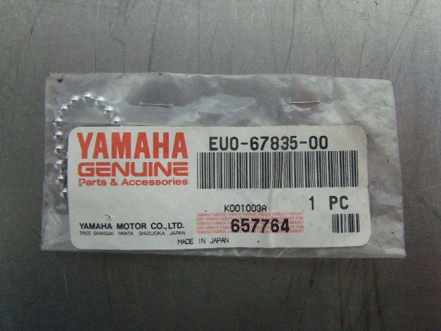 Yamaha Waverunner 1989-2009 Super Jet VXR + Others Chain Ball # EU0-37835-00-00