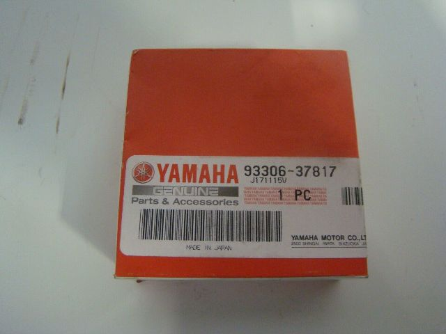 Yamaha UTV Side By Side 16-2019 YXZ 1000 New Bearing Assembly # 93306-37817-00