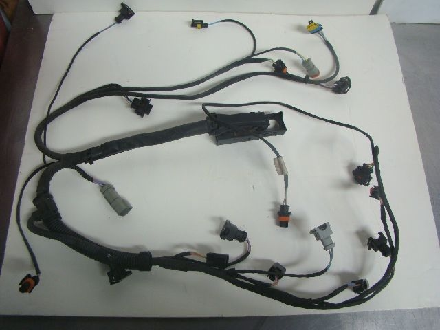 Sea Doo Bombardier 2004-2005 GTX RXT RXP Complete Engine Wire Harness 420664951