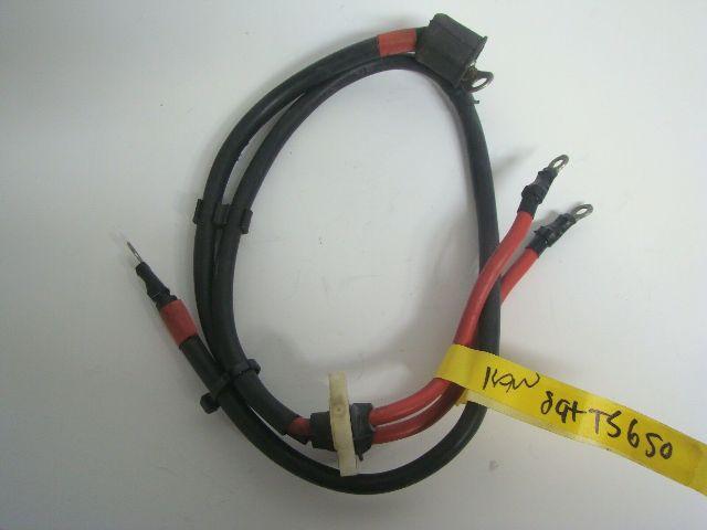 Kawasaki Jet Ski 1989-1990 TS Battery Wire Lead Positive And Negative 26011-3771