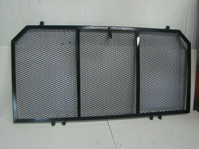 Kawasaki Side By Side 1994-1995 Mule 2500 2510 2520 Rear Guard Screen 14037-1163