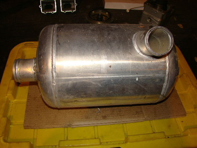 Yamaha Waverunner 2005-2009 VX110 VX1100 New Exhaust Water Box # F1K-U7550-00-00