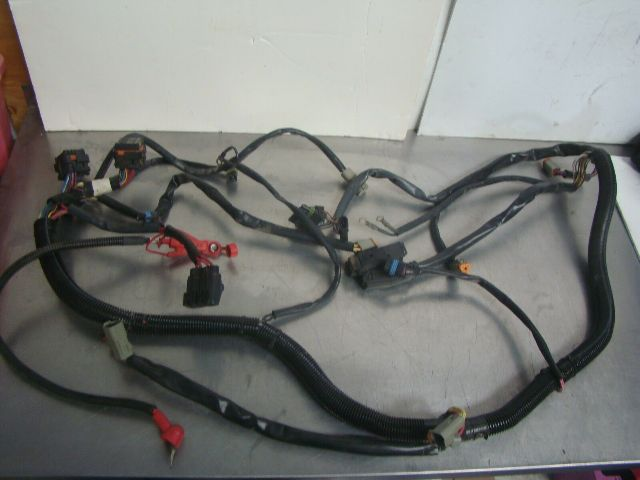 Sea Doo Bombardier 2005  RXP Complete Main Wire Harness Assembly Part# 278002006