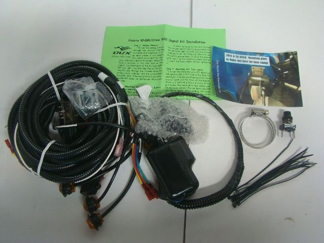 Polaris UTV Side By Side Ranger 900 Crew LED Turn Signal / Horn Kit RNGR900CREW