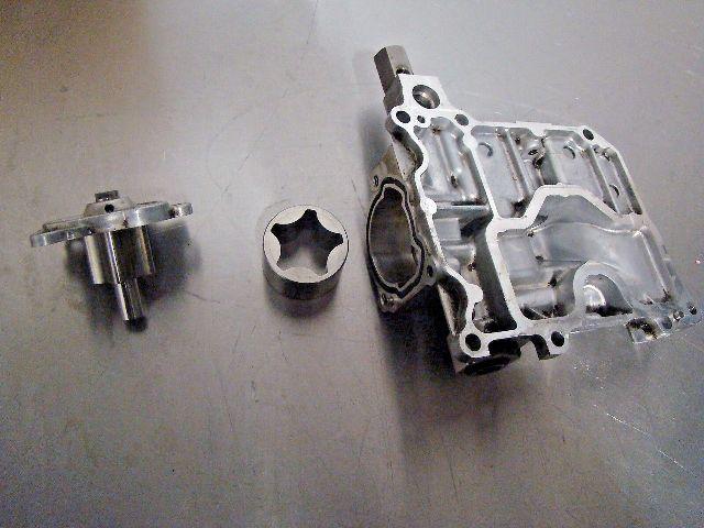 Kawasaski Jetski STX 15F Oil Pump STX 12F Oil Pump