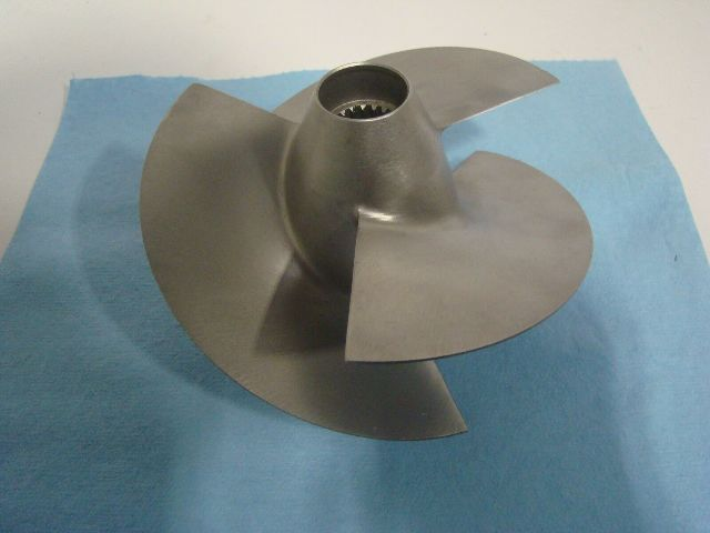 Polaris Watercraft SL 650 1992-1993 Impeller New OEM Part # 5130874