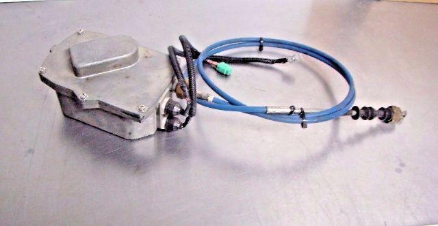 Kawasaki JetSki 99-05 Ultra130 150 Trim Box Complete With Trim Cable #21175-3712
